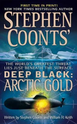 Arctic Gold (Deep Black Series #7)