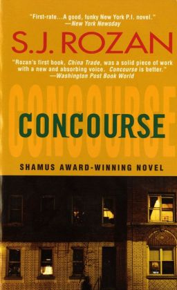 Concourse (Lydia Chin and Bill Smith Series #2)
