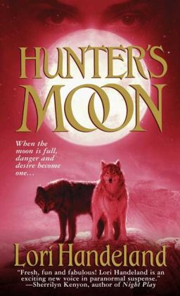 Hunter's Moon (Nightcreature Series #2)