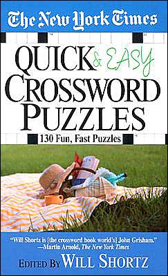 New York Times Quick and Easy Crossword Puzzles