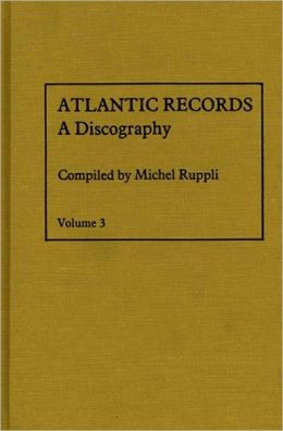 Atlantic Records V3: 1970 to 1974