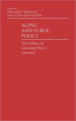 Aging And Public Policy