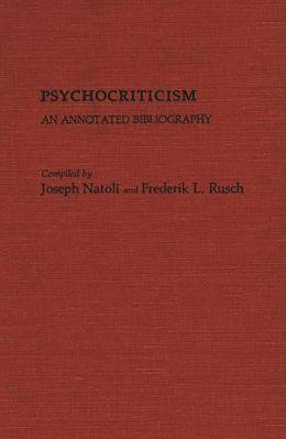 Psychocriticism