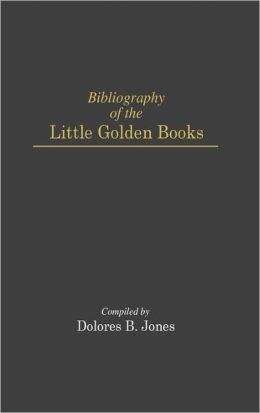 Bibliography Of The Little Golden Books
