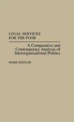 Legal Services For The Poor