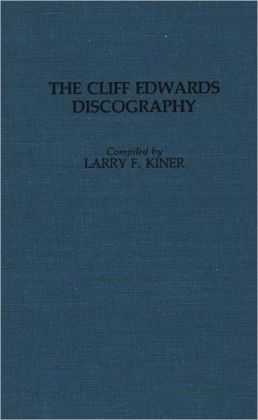 Cliff Edwards Discography