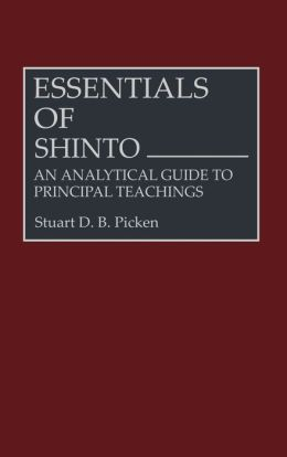 Essentials Of Shinto