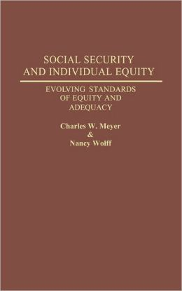 Social Security And Individual Equity