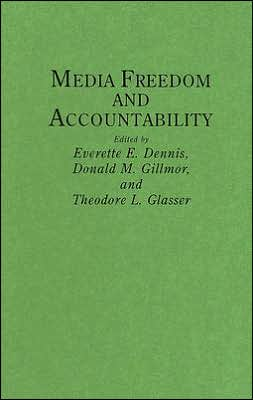 Media Freedom and Accountability