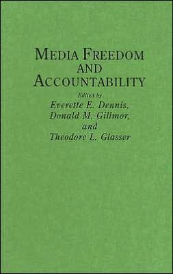 Media Freedom and Accountability