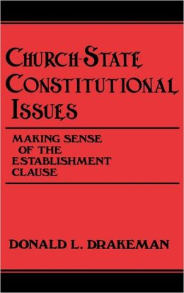 Church-State Constitutional Issues