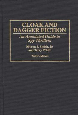 Cloak And Dagger Fiction
