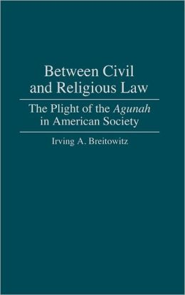 Between Civil And Religious Law