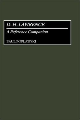 D. H. Lawrence: A Reference Companion