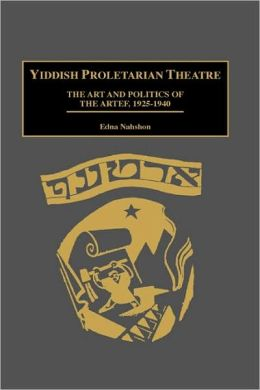 Yiddish Proletarian Theatre