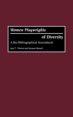 Women Playwrights Of Diversity