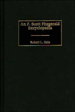 An F. Scott Fitzgerald Encyclopedia