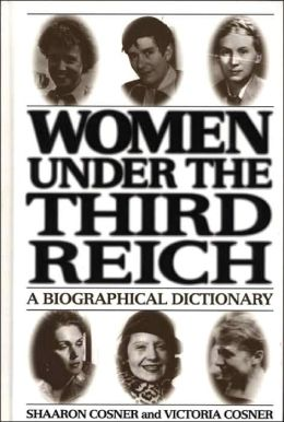Women Under The Third Reich