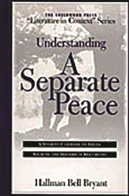 Understanding A Separate Peace