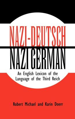 Nazi-Deutsch/Nazi German