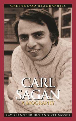 Carl Sagan: Greenwood Biographies Series