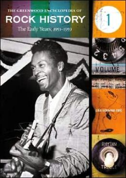 The Greenwood Encyclopedia of Rock History [6 volumes]: [Six Volumes]