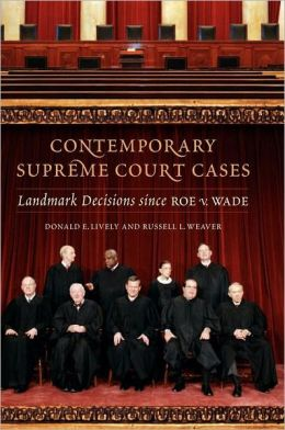 Contemporary Supreme Court Cases