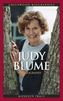 Judy Blume (Greenwood Biographies Series)