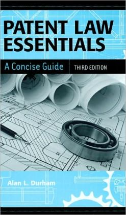 Patent Law Essentials: A Concise Guide