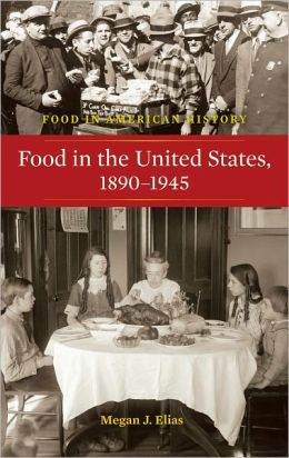 Food in the United States 1890-1945
