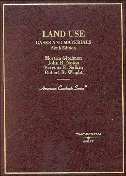 Land Use:Cases, Materials and Problems