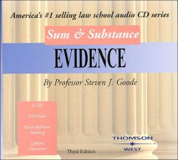 Sum and Substance on Evidence