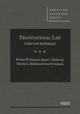 Transnational Law, Cases and Materials