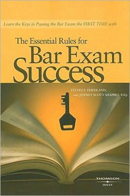 The\Essential Rules for Bar Exam Success