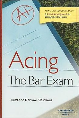 Darrow's Acing the Bar Exam (Acing Series)