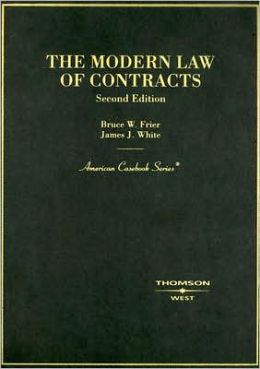 The\Modern Law of Contracts