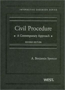 Civil Procedure: A Contemporary Approach