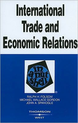 International Trade and Economic Relations in a Nutshell
