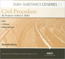 Audio on Civil Procedure