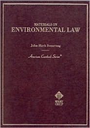 Materials on Environmental Law