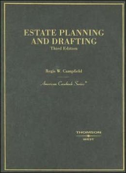 Estate Planning and Drafting