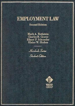 Hornbook on Employment Law
