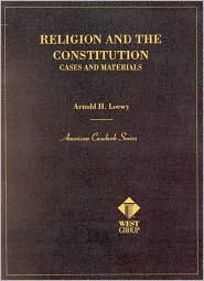 Loewy's Religion and the Constitution
