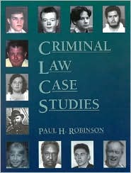 Criminal Law Case Studies