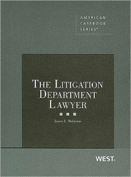 The\Litigation Department Lawyer
