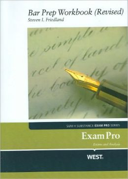 Exam Pro Bar Prep Workbook Revised Edition