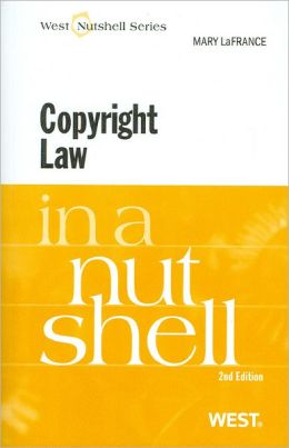 Copyright Law in a Nutsell