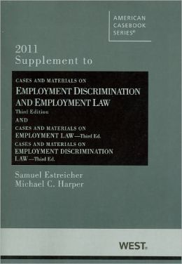 Employment Discrimination and Employment Law