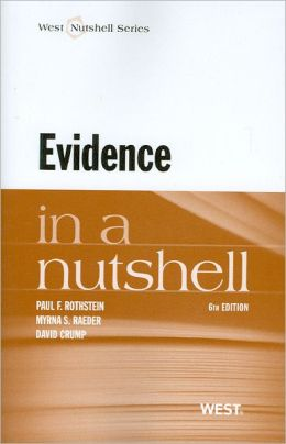 Evidence in a Nutshell