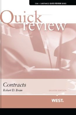 Sum and Substance Quick Review on Contracts
